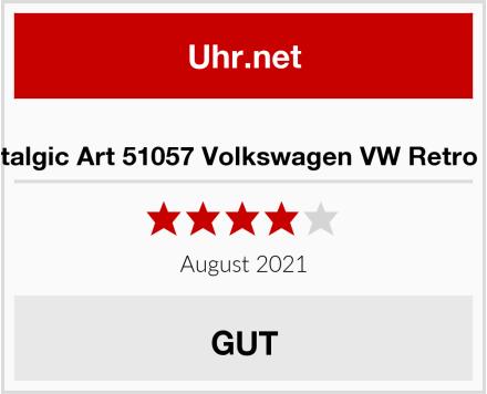 Nostalgic Art 51057 Volkswagen VW Retro Bulli Test
