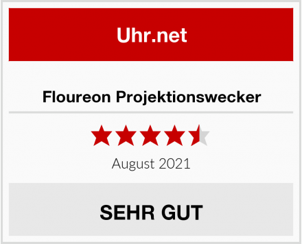 No Name Floureon Projektionswecker Test