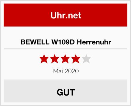 BEWELL W109D Herrenuhr Test