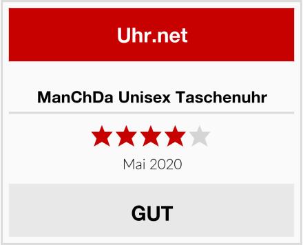 ManChDa Unisex Taschenuhr Test