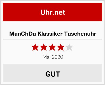 ManChDa Klassiker Taschenuhr Test