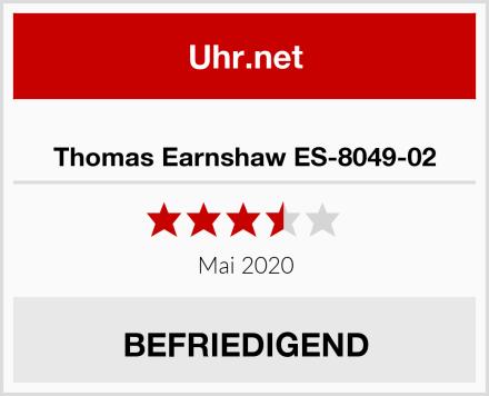 Thomas Earnshaw ES-8049-02 Test