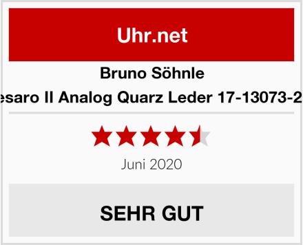 Bruno Söhnle Pesaro II Analog Quarz Leder 17-13073-283 Test