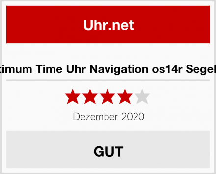 Optimum Time Uhr Navigation os14r Segeluhr Test