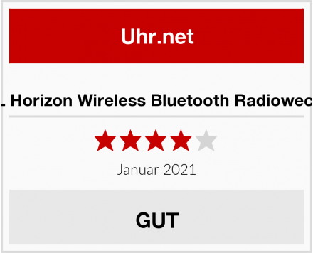 JBL Horizon Wireless Bluetooth Radiowecker Test