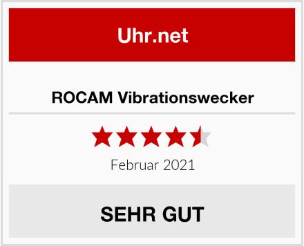 ROCAM Vibrationswecker Test