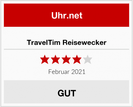 TravelTim Reisewecker Test