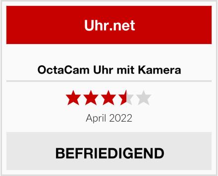 OctaCam Uhr mit Kamera Test