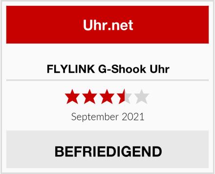 FLYLINK G-Shook Uhr Test