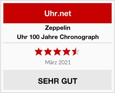 Zeppelin Uhr 100 Jahre Chronograph Test