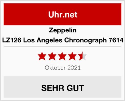 Zeppelin LZ126 Los Angeles Chronograph 7614 Test