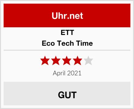 ETT Eco Tech Time Test