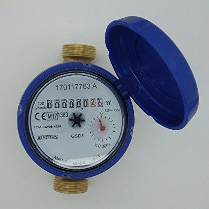B Meters Wasserzähler 110 mm
