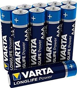 Batterien AAA (Micro)