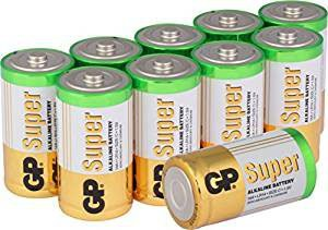C Baby Batterien