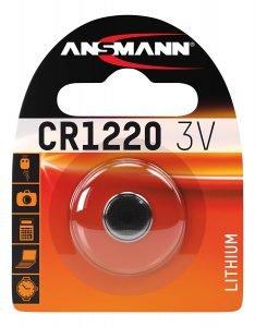 CR 1220 Knopfzellen