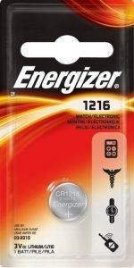 CR-1216-Knopfzellen
