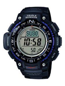 Höhenmesser Uhren
