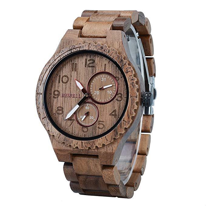 No Name Herrenuhr Armbanduhr W154A