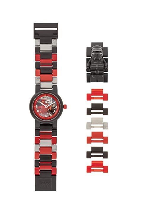No Name LEGO Star Wars 8020998 Kylo Ren Kinder-Armbanduhr