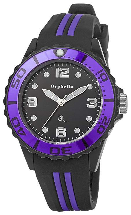 No Name Orphelia Unisex-Armbanduhr Colorvision