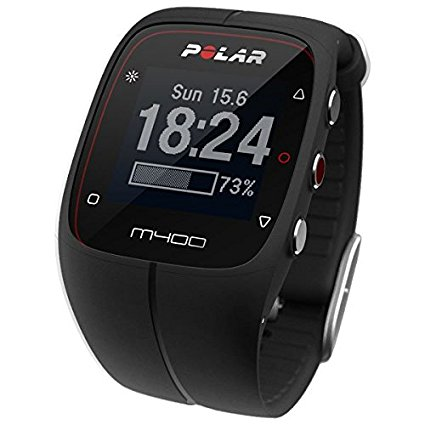 Polar M400 ohne Brustgurt