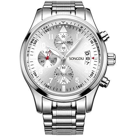Songdu Herren Armbanduhr