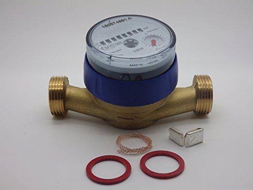 SPEWA Wasserzähler Kalt 2,5 cbm 3/4 130 mm