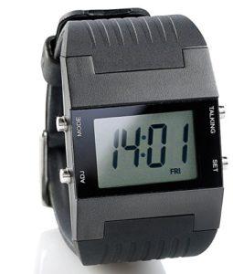 Sprechende Uhren