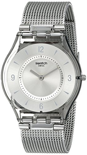 Swatch XS Metal Knit