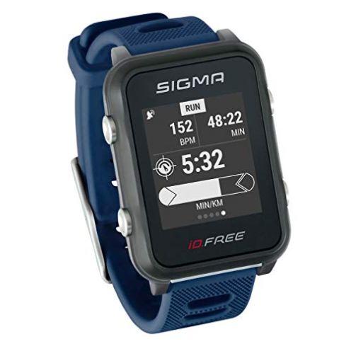 Sigma iD.FREE GPS Multisport-Uhr