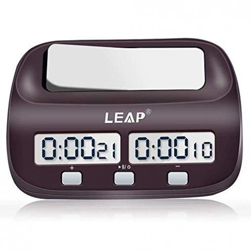 LEAP Digitale Multifunktions-Display Schachuhr