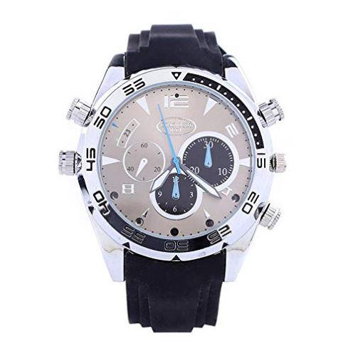 Kobert Goods Armbanduhr mit Überwachungskamera