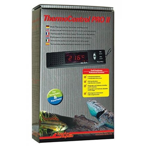 Lucky Reptile Thermo Control Pro II i Elektronischer Thermostat