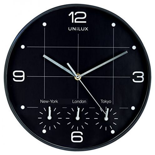 Unilux Wanduhr On Time