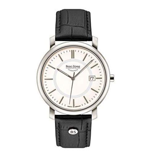 Bruno Söhnle Uhr mit Leder Armband 17-13142-241