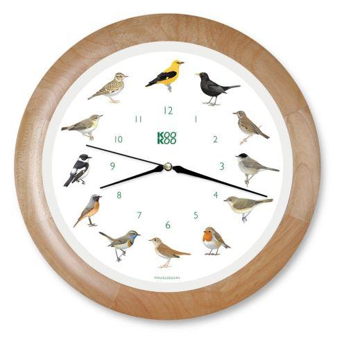 Kookoo Singvögel Holz