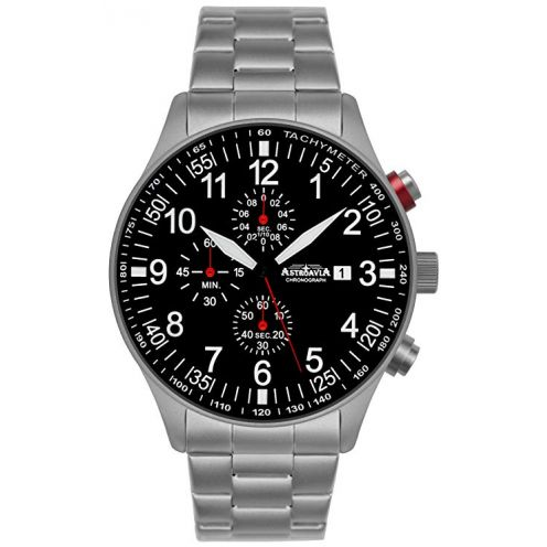Astroavia Herren-Armbanduhr Chronograph N57S