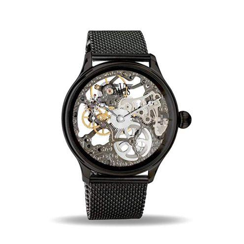 Davis - Herren Skeleton Uhr