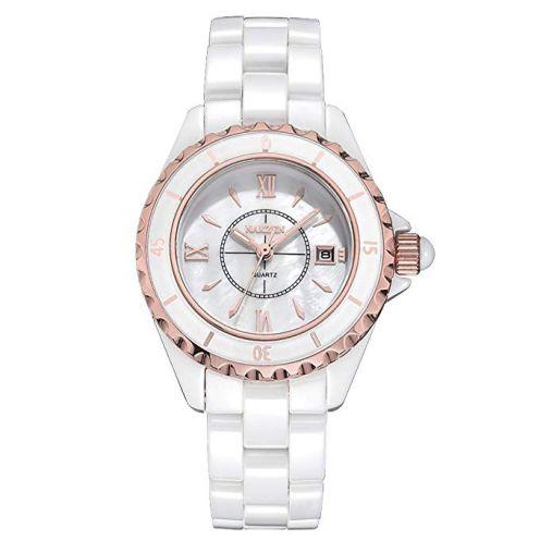 NAKZEN Damen Armbanduhr