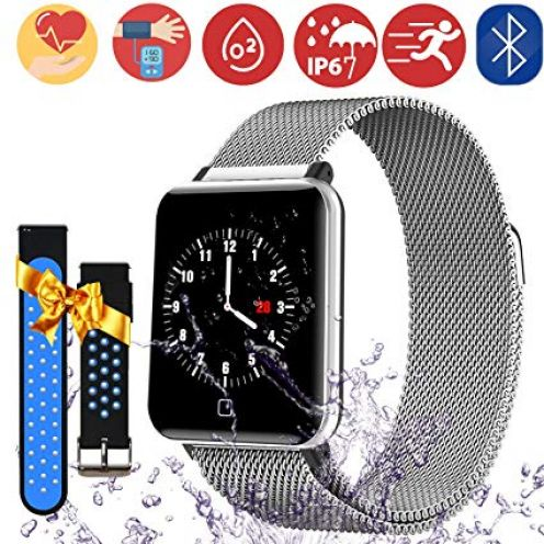PalmTalkHome Bluetooth Smartwatch
