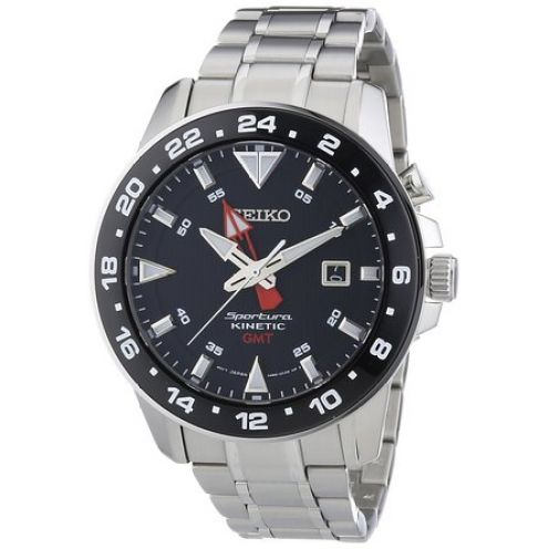 Seiko XL Sportura Kinetic GMT