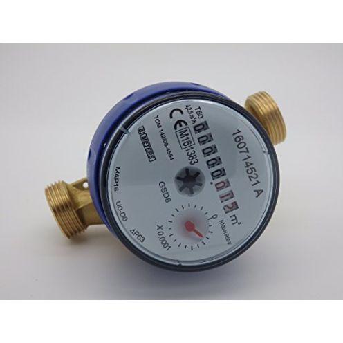 SPEWA Wasserzähler QN 1,5 Kaltwasser, BL 110 mm 1/2 Zoll