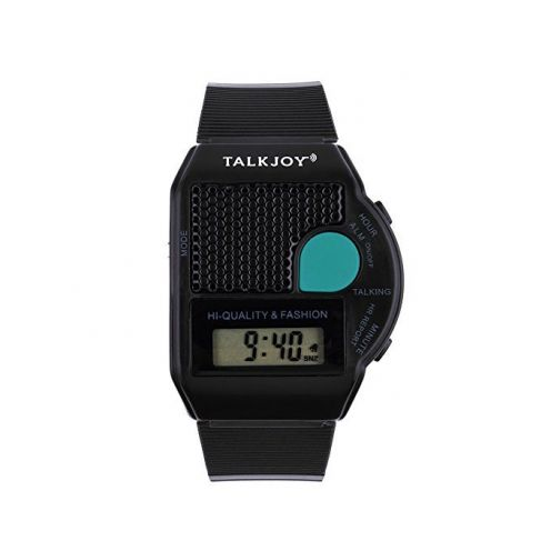 TalkJoy Sprechende Armbanduhr