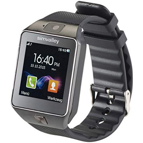 Simvalley PW-430.mp Mobile Uhr