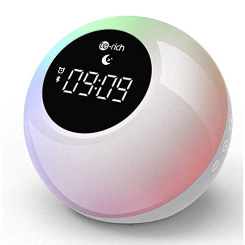 Te-Rich Lichtwecker mit Bluetooth