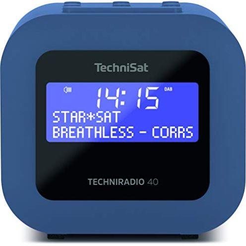 TechniSat TECHNIRADIO 40 Wecker