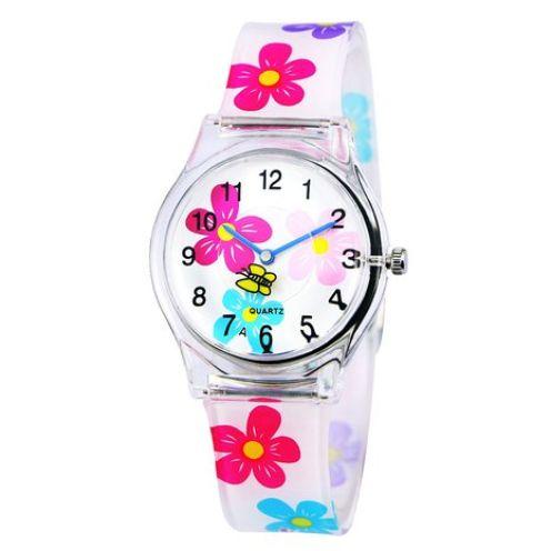 ZEIGER KW009 Mädchen-Armbanduhr
