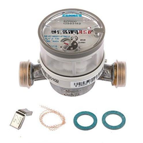 Zenner 146630 Wasserzähler ETKD für Kaltwasser